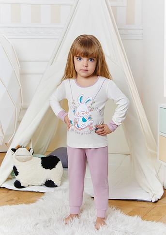 Пижама для девочки, (арт. 9232)