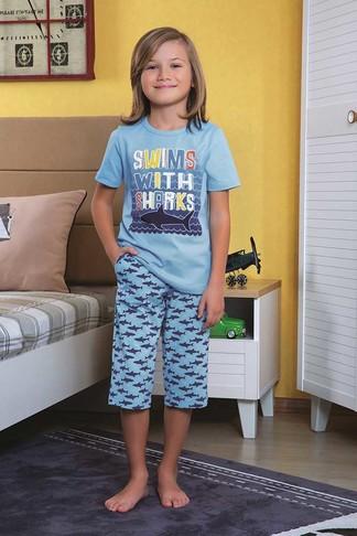 Пижама для мальчика, (арт. 9769)