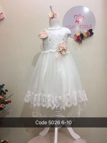 Платье для девочки, (арт. 5026)