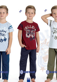Пижама для мальчика, (арт. 9658)
