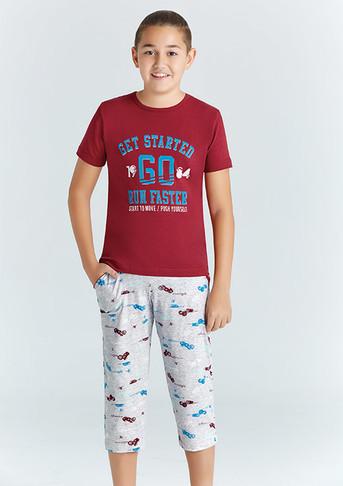 Пижама для мальчика, (арт. 9655)