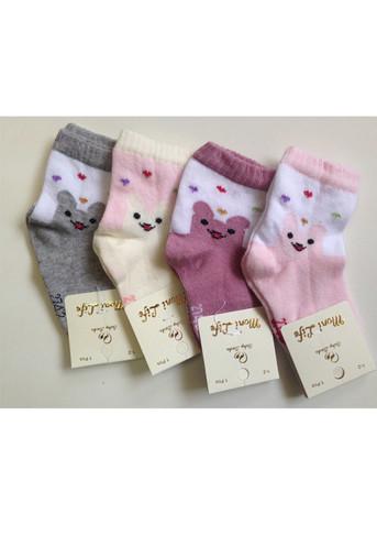 Носки для девочки, (арт. 2742)