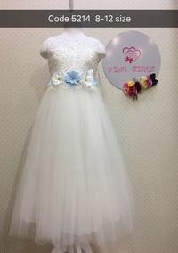 Платье для девочки, (арт. 5214)