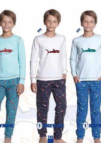 пижама для мальчиков арт.9636