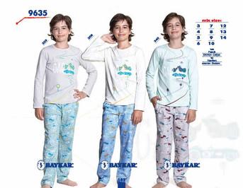 Пижама для мальчика, (арт. 9635)