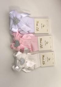 Носки для девочки, (арт. 2428)