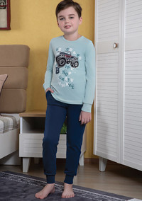 Пижама для мальчика, (арт. 9774)