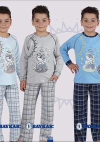 Пижама для мальчиков, (арт. 9091)