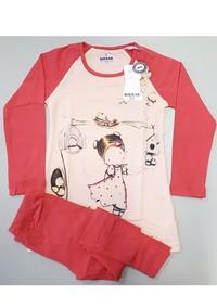 Пижама для девочки, (арт. 9303)