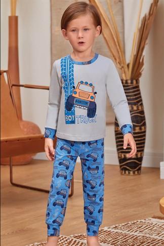 Пижама для мальчика (арт. 9777) Baykar - фото 1