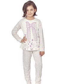 Пижама для девочки, (арт. 9330)