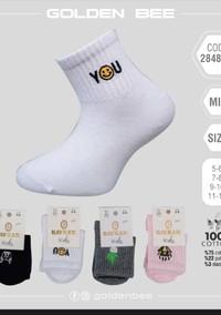 Носки для девочки, (арт. 2848)