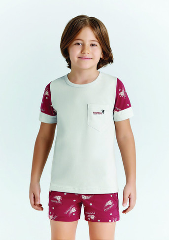 Пижама для мальчика, (арт. 9692)