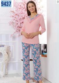 Женская пижама, (арт. 9437)