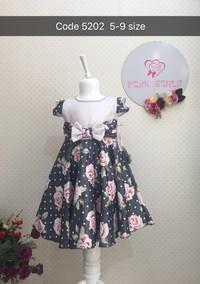 Платье для девочки, (арт. 5202)