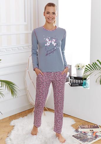 Пижама для девочки, (арт. 9261)