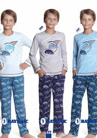Пижама для мальчика, (арт. 9630)