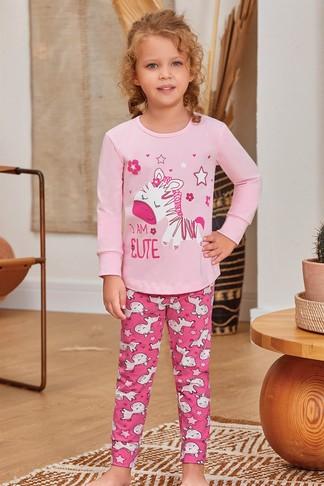 Пижама для девочек (арт. 9132) Baykar - фото 3