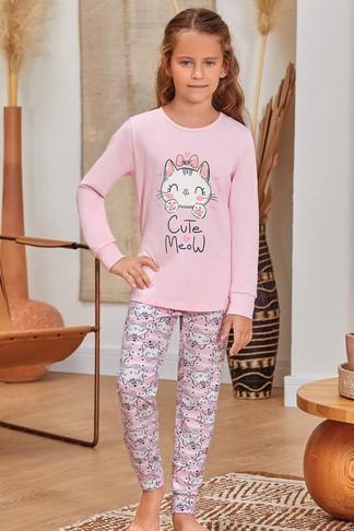 Пижама для девочки (арт. 9139) Baykar - фото 1