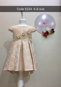 Платье для девочки, (арт. 5234)