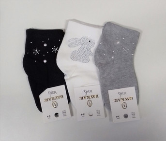 Носки для девочки, (арт. 2668-12)