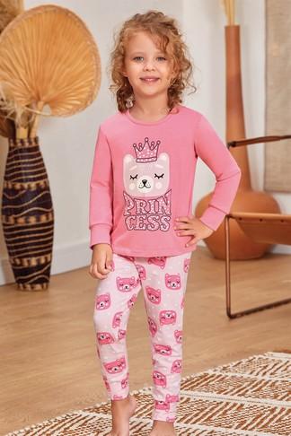 Пижама для девочек (арт. 9135) Baykar - фото 1