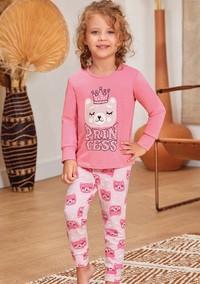 Пижама для девочек, (арт. 9135)