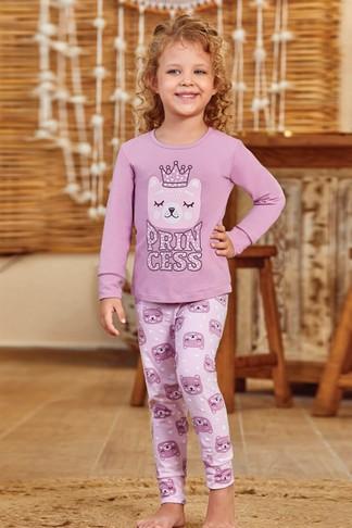 Пижама для девочек (арт. 9135) Baykar - фото 3