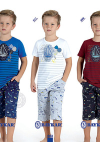 Пижама для мальчика, (арт. 9649)