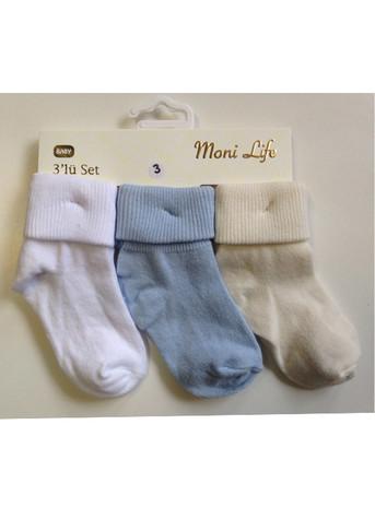 Носки для новорожденных, (арт. 2747)