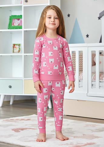 Пижама для девочки, (арт. 9230)