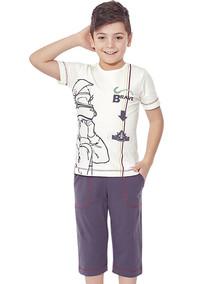 Пижама для мальчика, (арт. 9607)