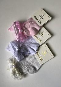 Носки для девочки, (арт. 2443)