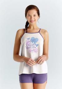 Пижама для девочки, (арт. 9223)
