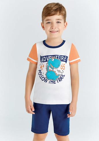 Пижама для мальчика, (арт. 9678)