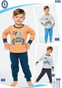 Пижама для мальчика, (арт. 9745)