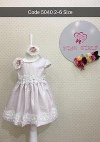 Платье для девочки, (арт. 5040)