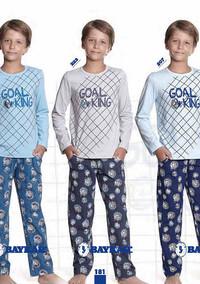 Пижама для мальчика, (арт. 9634)