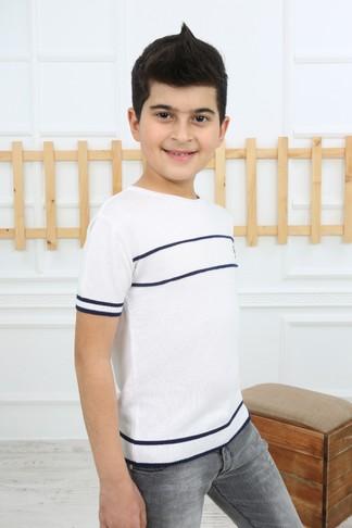 Футболка для мальчика (арт. 11301) Dassimisi - фото 3
