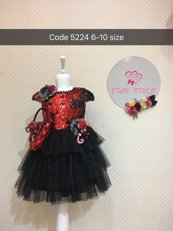 Платье для девочки, (арт. 5224)