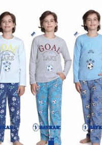 Пижама для мальчика, (арт. 9637)