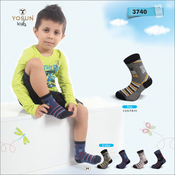 Носки для мальчика, (арт. 3740)