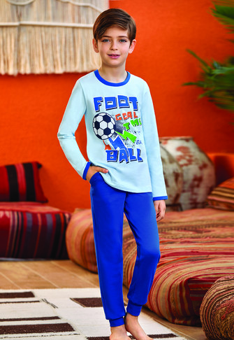 Пижама для мальчика (арт. 9796) Baykar - фото 1