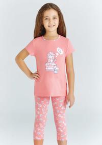Пижама для девочки, (арт. 9209)