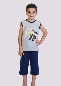 Пижама для мальчика, (арт. 9081)