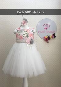 Платье для девочки, (арт. 5104)