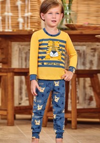 Пижама для мальчика, (арт. 9783)