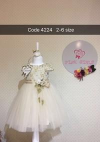 Платье для девочки, (арт. 4224)