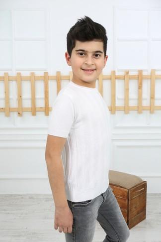 Футболка для мальчика (арт. 11300) Dassimisi - фото 2