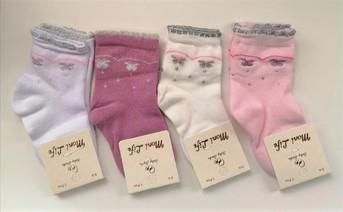 Носки для девочки, (арт. 2550)
